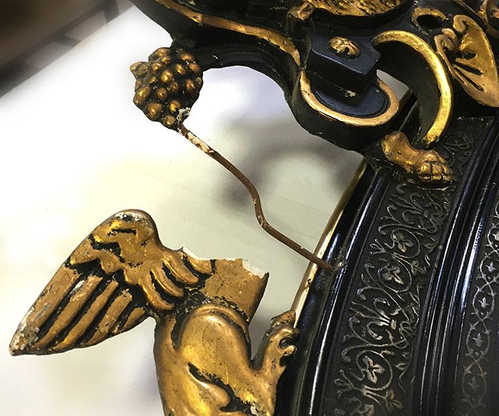 herstellen ornamentenlijst